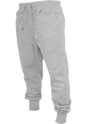 Pantaloni trening largi gri deschis Urban Classics