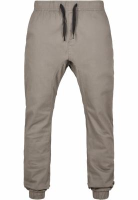 Pantaloni Stretch Jogger inchis-gri Southpole