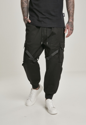 Pantaloni Tactical negru Urban Classics