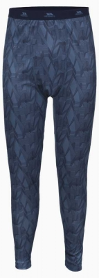 Pantaloni termali barbati Task Navy Trespass