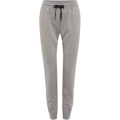 Pantaloni Tommy Bodywear Iconic loungewear track gri