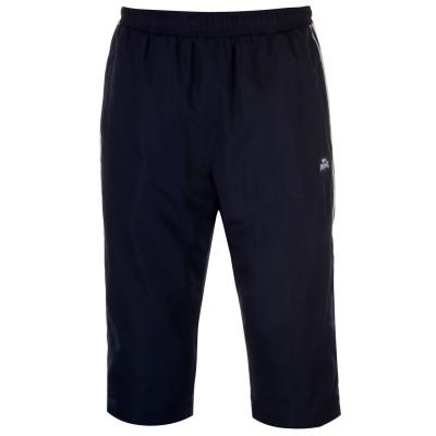 Pantaloni Trei Sferturi Lonsdale 2 cu dungi pentru Barbati bleumarin