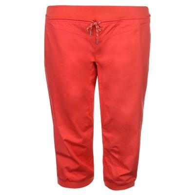 Pantaloni trei sferturi Millet Gravit Light Hibiscus pentru Femei fucsia