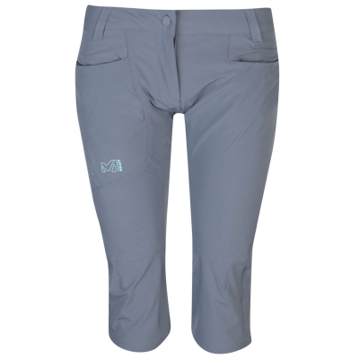 Pantaloni Millet Huron trei sferturi pentru Femei gri