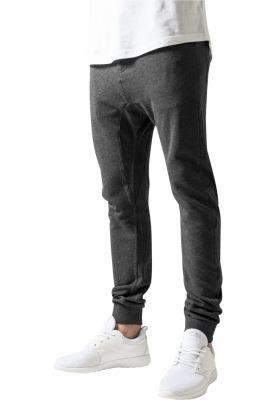 Pantaloni sport cu tur gri carbune Urban Classics