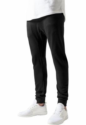 Pantaloni sport Curved Urban Classics negru