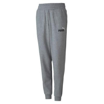 Pantaloni trening Puma Essential pentru Barbati med gri deschis