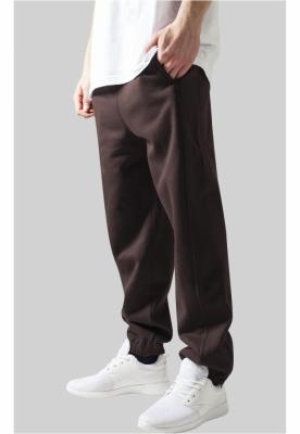 Pantaloni trening rapper maro Urban Classics
