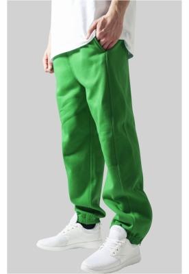 Pantaloni trening rapper verde Urban Classics