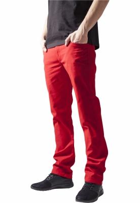 Pantaloni urban casual rosu Urban Classics