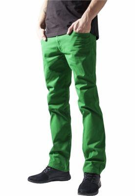 Pantaloni urban casual verde Urban Classics