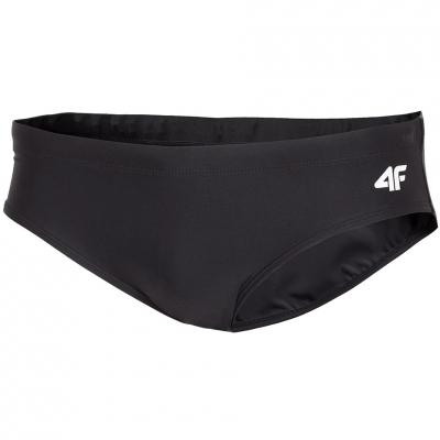Panties Robes 4F negru H4L20 MAJM001 20S