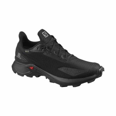 Pantofi Alergare Barbati ALPHACROSS BLAST GTX Negru Salomon