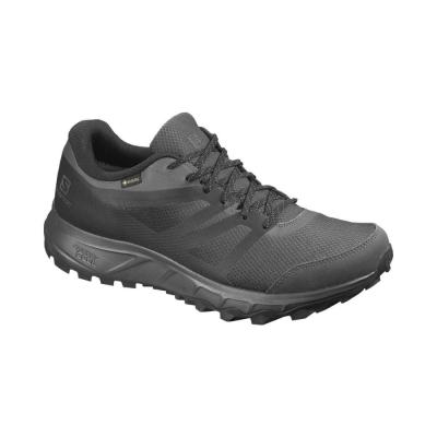 Pantofi Alergare Barbati  Trailster 2 Gtx Phantom/Ebony/Bk Salomon