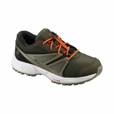 Pantofi Alergare Copii SENSE CSWP K Verde