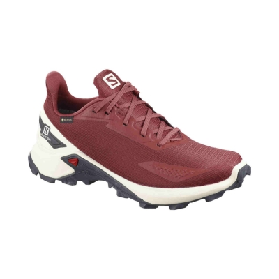 Pantofi Alergare Femei ALPHACROSS BLAST GTX W Rosu