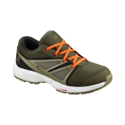 Pantofi Alergare Juniori SENSE CSWP J Verde
