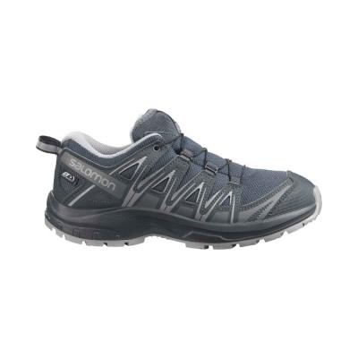 Pantofi Alergare Juniori XA PRO 3D CSWP NOCTURNE J Gri Salomon