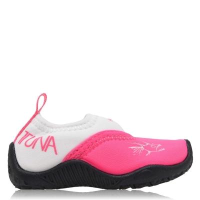 Pantofi apa Hot Tuna Aqua pentru Bebelusi hpink alb