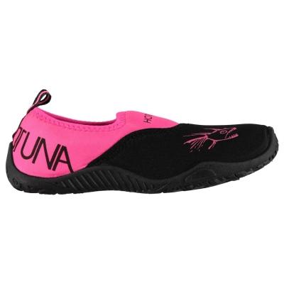 Pantofi apa Hot Tuna Aqua pentru copii negru hpink