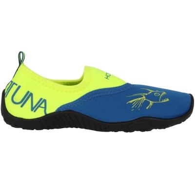 Pantofi apa Hot Tuna Aqua pentru Copii albastru roial verde lime