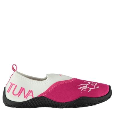 Pantofi apa Hot Tuna Aqua pentru Copii hpink alb