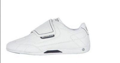 Pantofi barbati Silverstone White Sergio Tacchini
