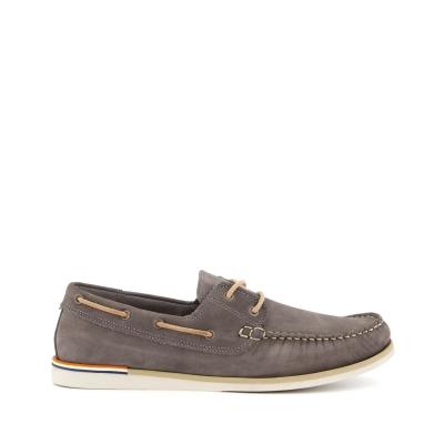 Pantofi barca Dune London Blaines gri