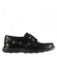 Pantofi barca Kickers Reasan pentru Barbati negru