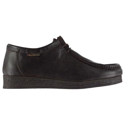 Pantofi Ben Sherman Quad maro