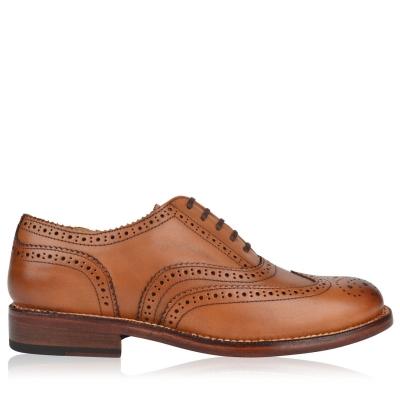 Pantofi Brogue Full Circle coniac
