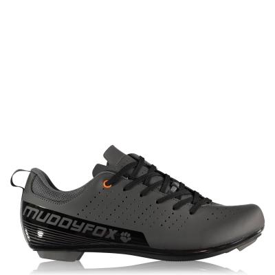 Pantofi ciclism Muddyfox clasic 100 pentru Barbati gri