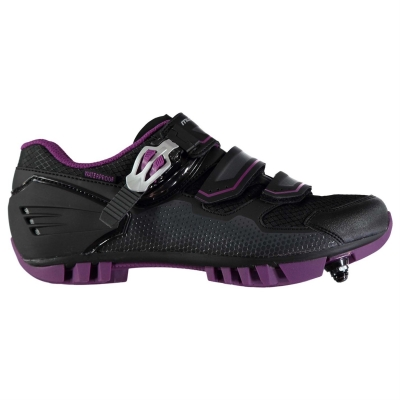 Pantofi ciclism Muddyfox MTB200 pentru Femei