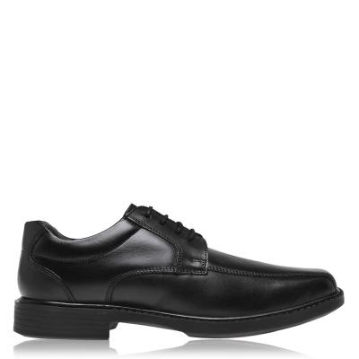 Pantofi cu siret Kangol Castor pentru baietei negru