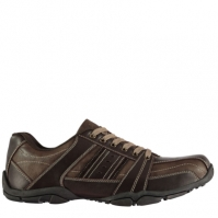 Pantofi cu siret Kangol Euston pentru Barbati maro