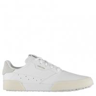 Pantofi de Golf adidas AdiCross Retro pentru baietei alb