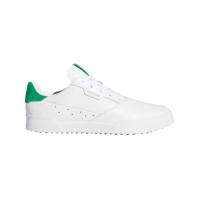 Pantofi de Golf adidas Adicross Retro pentru Barbati alb verde