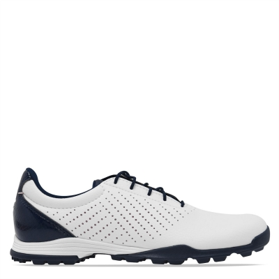 Pantofi de Golf adidas Adipure SC pentru Femei alb bleumarin