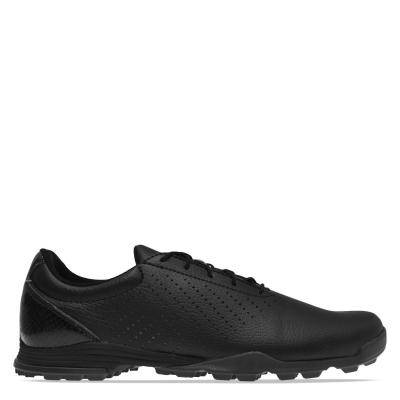 Pantofi de Golf adidas Adipure SC pentru Femei negru argintiu