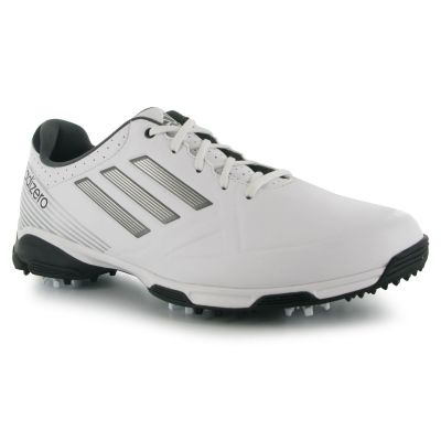 Pantofi de Golf adidas adizero Six Spike pentru Barbati alb