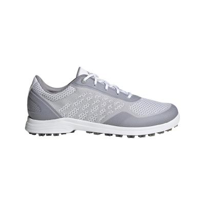 Pantofi de Golf adidas Alphaflex Sport pentru Femei alb gri