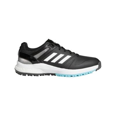 Pantofi de Golf adidas EQT Spikeless Laides negru alb