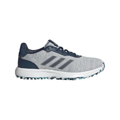 Pantofi de Golf adidas S2G SL Lace pentru Femei bleumarin alb
