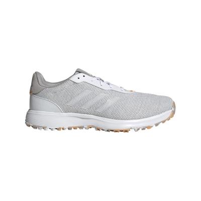 Pantofi de Golf adidas S2G Spikeless pentru Barbati gri alb
