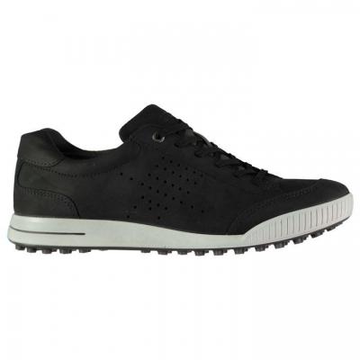 Pantofi de Golf Ecco Street Retro pentru Barbati negru