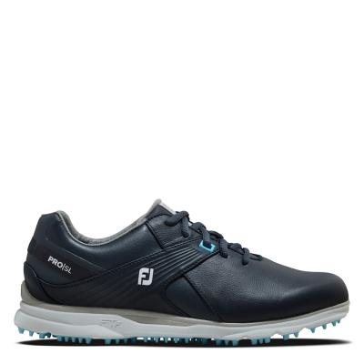 Pantofi de Golf Footjoy Pro SL pentru Femei bleumarin