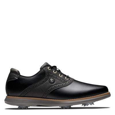Pantofi de Golf Footjoy Traditions pentru Femei negru