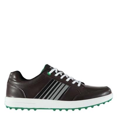 Pantofi de Golf Slazenger Casual pentru Barbati maro