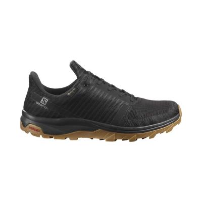 Pantofi Drumetie Barbati Salomon OUTBOUND PRISM GTX Negru