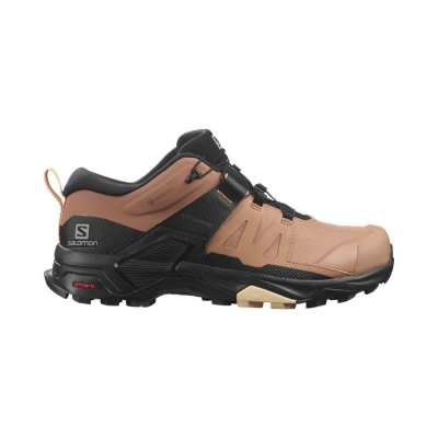 Pantofi Drumetie Femei Salomon X ULTRA 4 GTX W Maro